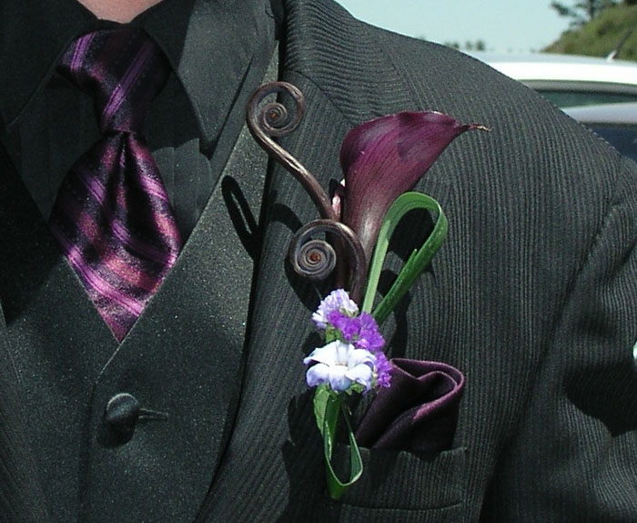 corsage flowers